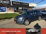 2011 Chevrolet Equinox LTZ AWD LEATH ROOF CAM *CERTIFIED* in St Catharines, Ontario