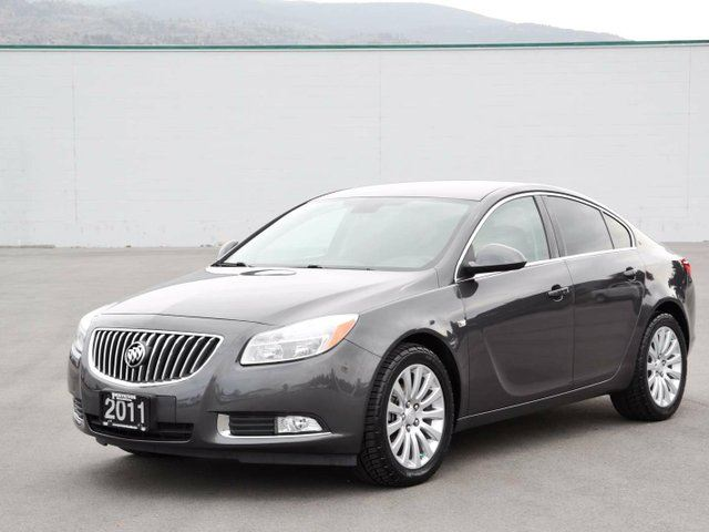 2011 BUICK REGAL CXL in Penticton, British Columbia