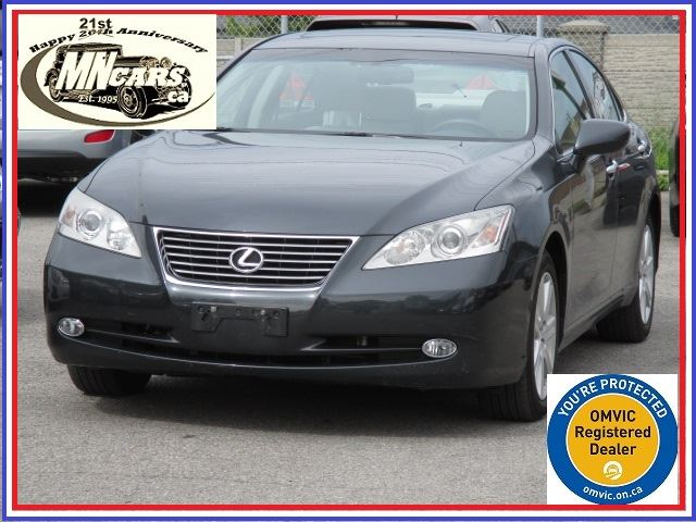 2008 lexus es 350 low mileage black mn cars. Black Bedroom Furniture Sets. Home Design Ideas
