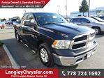 2015 Dodge RAM 1500 ST W/POWER GROUP & A/C in Surrey, British Columbia