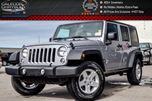 2016 Jeep Wrangler Unlimited WRANGLER UNLIMITED SPORT in Bolton, Ontario