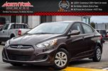 2015 Hyundai Accent GLS CleanCarProof Htd Front Seats SatRadio Bluetooth Keyless Entry  in Thornhill, Ontario
