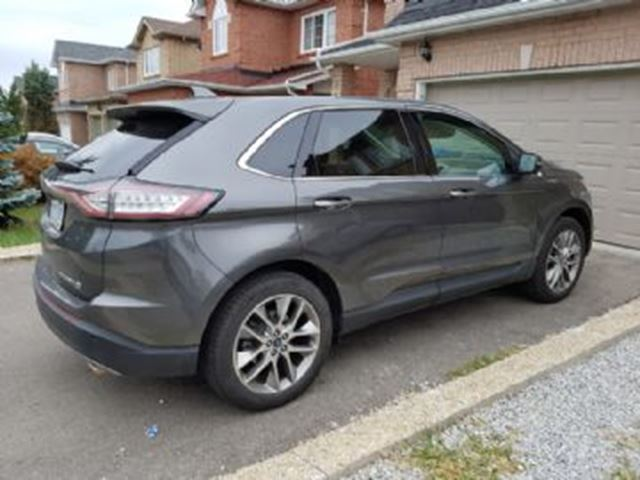 2015 ford edge awd titanium mississauga ontario used car for sale 2599900. Black Bedroom Furniture Sets. Home Design Ideas