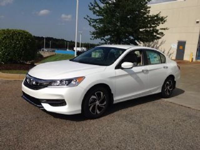 2017 Honda Accord Lease Price Of 2017 Honda Accord Sedan Lx Cvt White Lease Busters