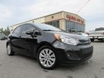 2013 Kia Rio EX, ROOF, ALLOYS, A/C, BT, LOADED, 74K! in Stittsville, Ontario