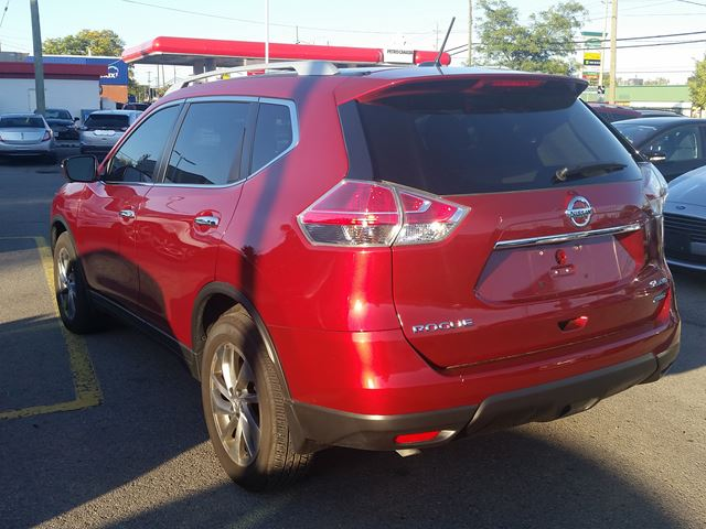 2015 nissan rogue sl awd hamilton ontario used car for sale 2600327. Black Bedroom Furniture Sets. Home Design Ideas