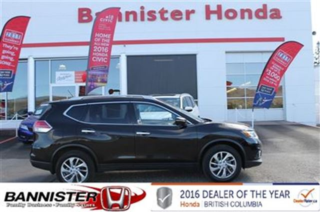 2014 Nissan Rogue SL AWD in Vernon, British Columbia