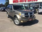 2007 Dodge Nitro 4WD SUV 4X4 SUNROOF TOE PW PL PM A/C SAFETY ETEST in Oakville, Ontario