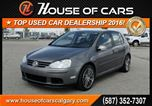 2008 Volkswagen Rabbit 5-Door Trendline in Calgary, Alberta