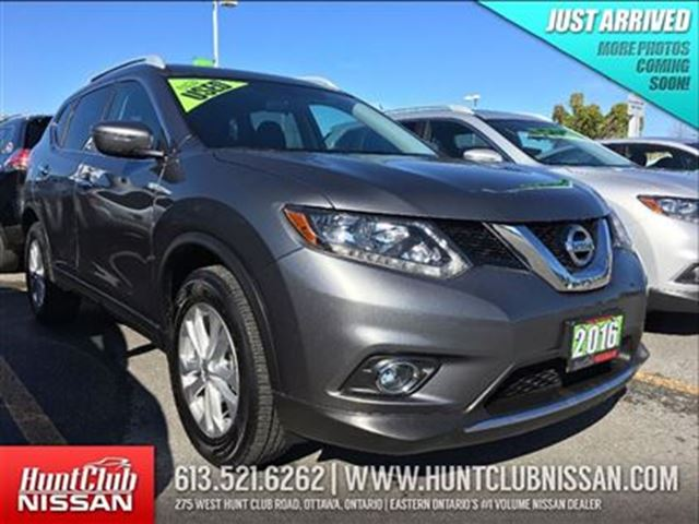 2016 nissan rogue sv sunroof heated seats crusie ottawa ontario used car for sale 2600523. Black Bedroom Furniture Sets. Home Design Ideas