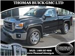 2014 GMC Sierra 1500 SLE - 5.3L V8, SHORT BOX 4X4 REG CAB! LOW KMS! in Cobourg, Ontario