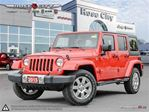 2015 Jeep Wrangler Unlimited Sahara in Welland, Ontario