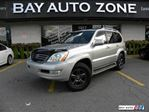 2005 Lexus GX 470 BACK UP CAMERA+ 4x4+ HEIGHT CONTROL+ REAR SEAT AUD in Toronto, Ontario