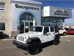 2011 Jeep Wrangler Unlimited Rubicon in Georgetown, Ontario