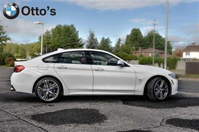 2015 Bmw 435i Xdrive Gran Coupe Ottawa Ontario Used Car
