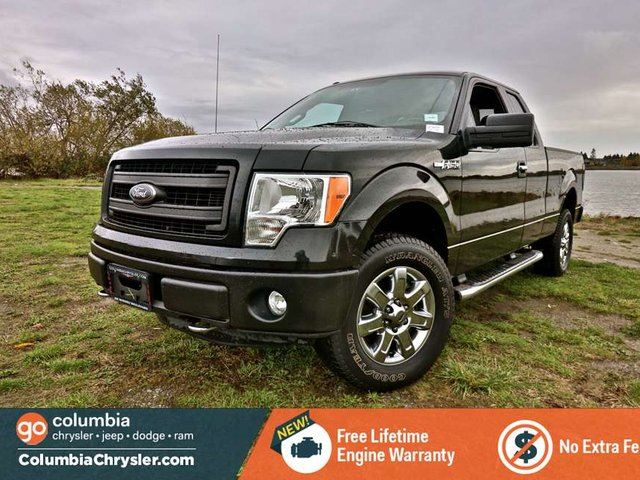 2014 ford f 150 xlt sidesteps backup camera with sensors power driver seat microsoft sync. Black Bedroom Furniture Sets. Home Design Ideas