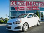 2012 Chevrolet Sonic LT in Laval, Quebec