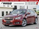 2012 Chevrolet Cruze LTZ Turbo in Penticton, British Columbia