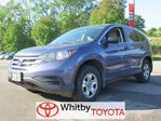 2012 Honda CR-V LX 4WD 5-Speed AT in Whitby, Ontario