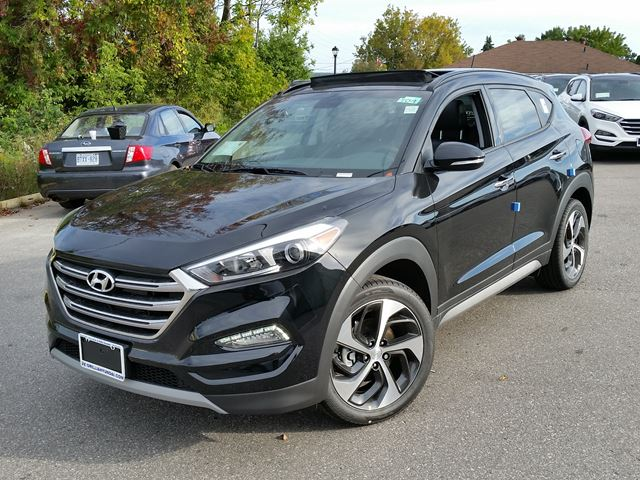 2017 hyundai tucson 1 6t se awd only 90 weekly orillia. Black Bedroom Furniture Sets. Home Design Ideas