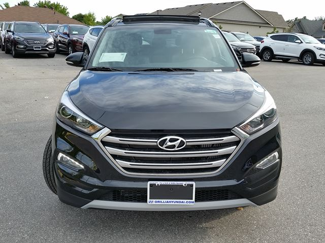 2017 hyundai tucson 1 6t se awd only 90 weekly orillia ontario new car for sale 2601606. Black Bedroom Furniture Sets. Home Design Ideas