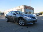 2013 Infiniti G37 Luxury AWD, ROOF, LEATHER, JUST 39K! in Stittsville, Ontario