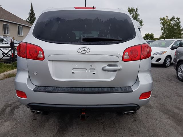 2007 hyundai santa fe gl 5pass awd comes with winter rims and tires 144472 kms ottawa. Black Bedroom Furniture Sets. Home Design Ideas
