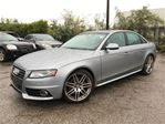 2010 Audi A4 2.0T**BLUETOOTH**SUNROOF**ALLOY WHEELS** in Mississauga, Ontario