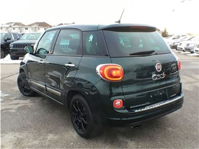 2015 fiat 500l lounge leather panoramic sunroof mississauga ontario used car for sale. Black Bedroom Furniture Sets. Home Design Ideas