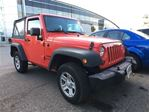 2013 Jeep Wrangler SPORT**FREEDOM SOFT TOP** in Mississauga, Ontario