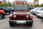 2009 Jeep Wrangler Unlimited Sahara CERTIFIED & E-TESTED!**FALL SPECIAL!** HIGH in Mississauga, Ontario