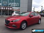 2015 Mazda MAZDA3 GS / SKYACTIV / REAR CAM / NAVI / ONE OWNER!!! in Toronto, Ontario