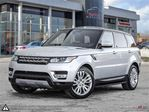 2015 Land Rover Range Rover Sport V8 Supercharged in Mississauga, Ontario