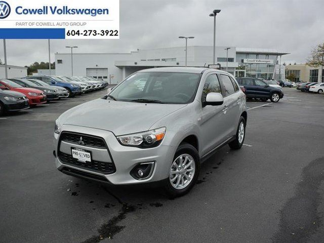 2014 MITSUBISHI RVR 4WD SE in Richmond, British Columbia