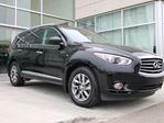 2014 Infiniti QX60 AWD/HEATED FRONT SEATS/LEATHER INTERIOR/BACK UP CAMERA in Edmonton, Alberta