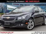 2011 Chevrolet Cruze LT Turbo Allows/AUX/KEYLESS in Mississauga, Ontario