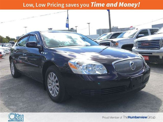 2008 buick lucerne cx toronto ontario used car for sale. Black Bedroom Furniture Sets. Home Design Ideas