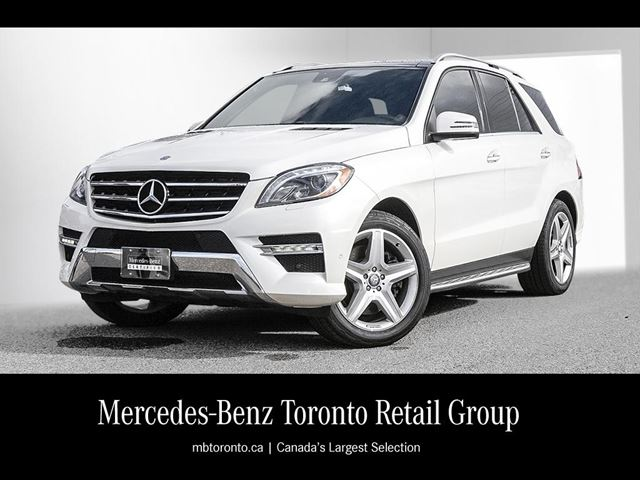 2013 mercedes benz ml350 4matic diamond white met