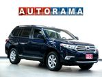 2012 Toyota Highlander V6 7 PASSENGER AWD in North York, Ontario