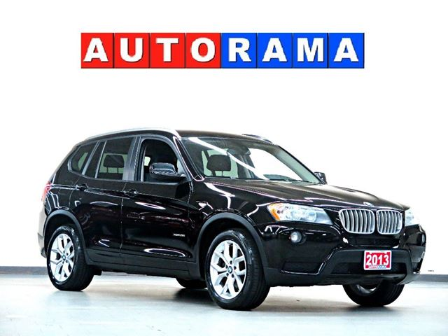 ... xDrive 28i AWD NAVIGATION BACK UP CAMERA LEATHE in North York, Ontario: autocatch.com/used-cars/2013~bmw~x3~2601358.htm