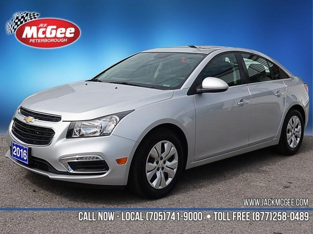 2016 Chevrolet Cruze LT in Peterborough, Ontario