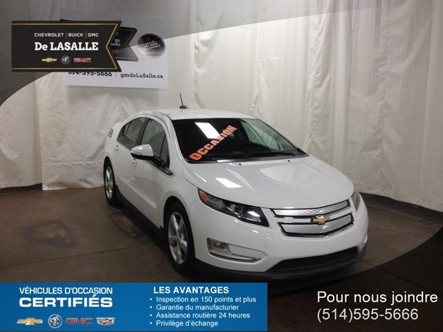 2015 Chevrolet Volt           in Montreal, Quebec