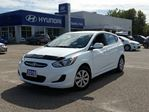 2016 Hyundai Accent L in Smiths Falls, Ontario