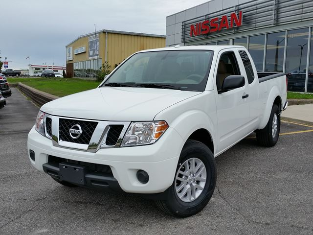 2016 nissan frontier sv white experience nissan new car. Black Bedroom Furniture Sets. Home Design Ideas