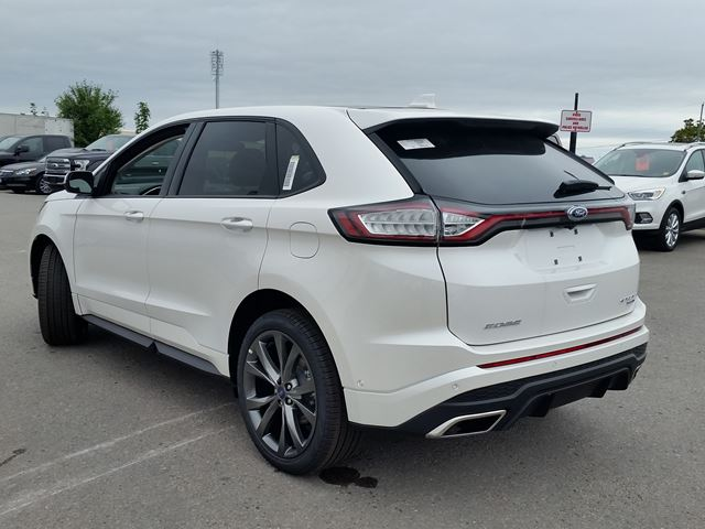 2016 ford edge sport brand new full warranty port perry ontario used car for sale 2703669. Black Bedroom Furniture Sets. Home Design Ideas