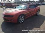 2011 Chevrolet Camaro LT w/2LT  - Low Mileage in Woodstock, Ontario