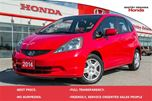 2014 Honda Fit LX in Whitby, Ontario