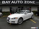 2013 Jaguar XF 3.0L AWD+ CHROME PKG+ PUSH BUTTON START+ SUNROOF in Toronto, Ontario