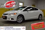 2012 Honda Civic EX-L 55,000KM LEATHER  NAVI SUNROOF in Ottawa, Ontario