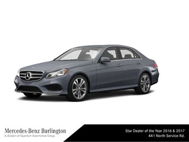 2016 mercedes benz e400 4matic sedan mercedes benz burlington. Black Bedroom Furniture Sets. Home Design Ideas
